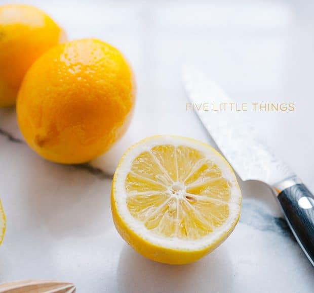 Five Little Things - February 7, 2014 | www.kitchenconfidante.com