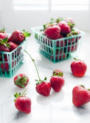Strawberries | www.kitchenconfidante.com