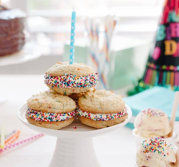 Birthday Cake Cookies How To Plan A Bash