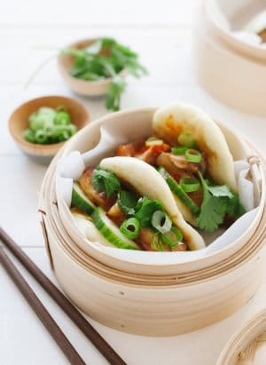 Pork Belly Buns | www.kitchenconfidante.com
