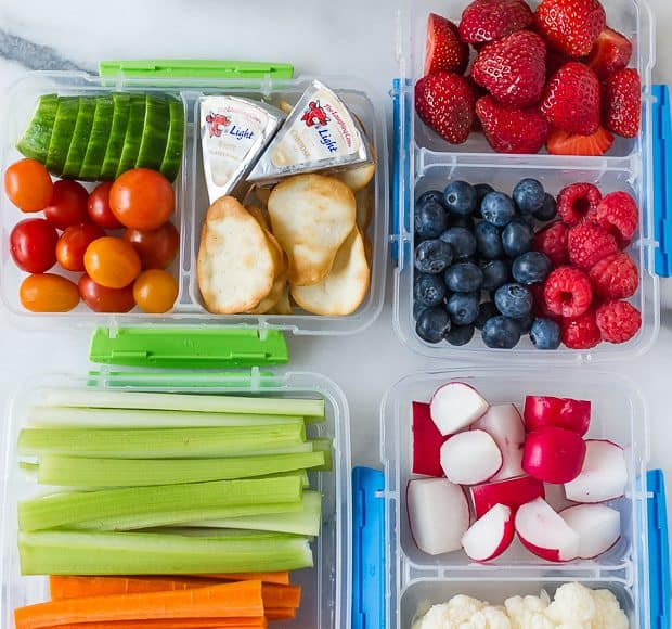 Wholesome Lunch Box Snacks for the Whole Family | www.kitchenconfidante.com