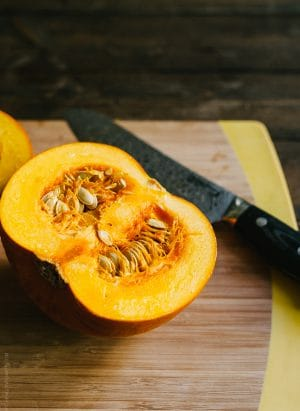Five Little Things - October 3, 2014 | www.kitchenconfidante.com | Sliced Pumpkin