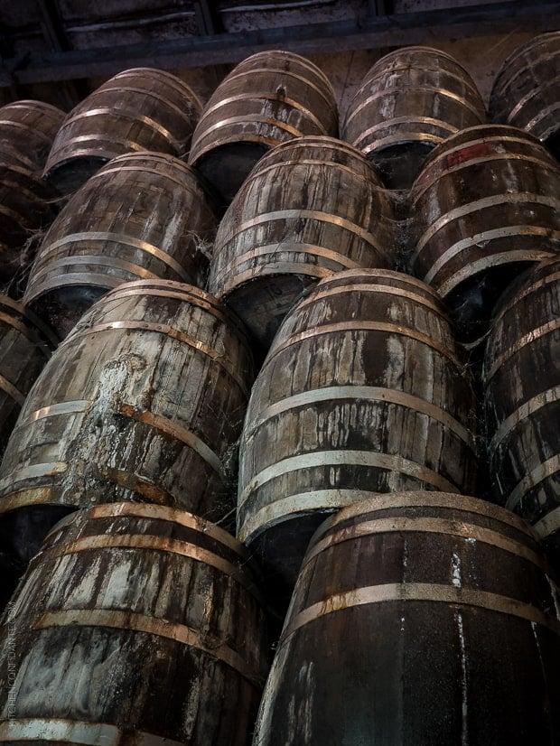 Tabasco Barrels