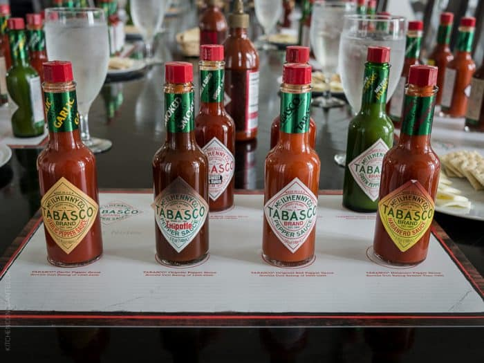 The Tabasco Family of Flavors.