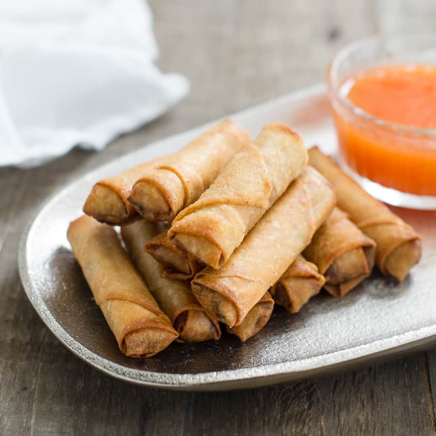 lumpia essay When my husband and i feel we've been having too many meaty dishes, this is  one of the things we cook to somehow feel a lot better because.