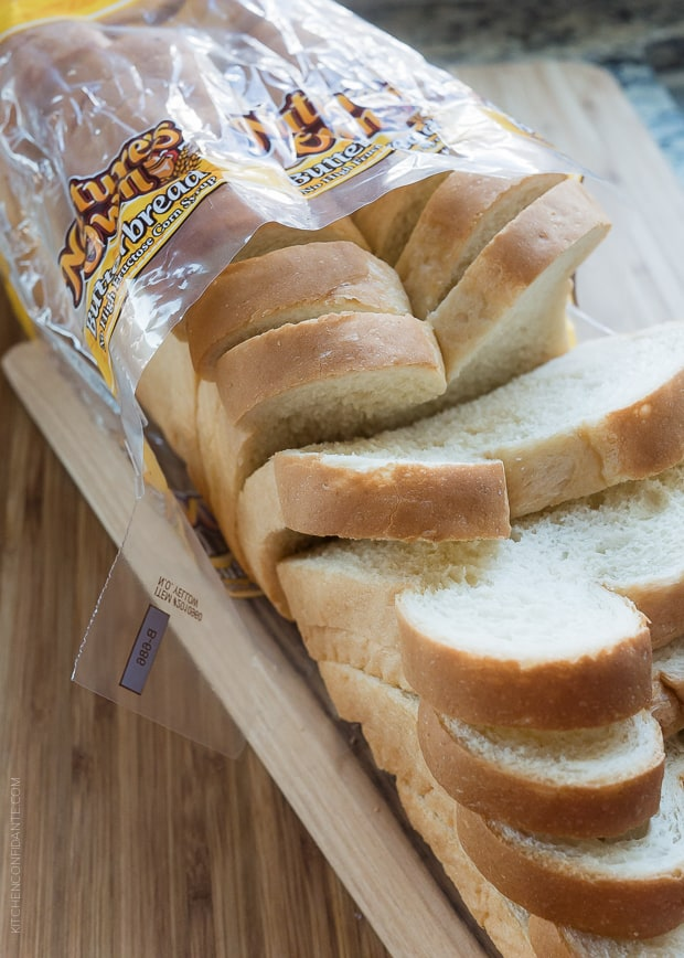 A loaf of Nature's Own bread.