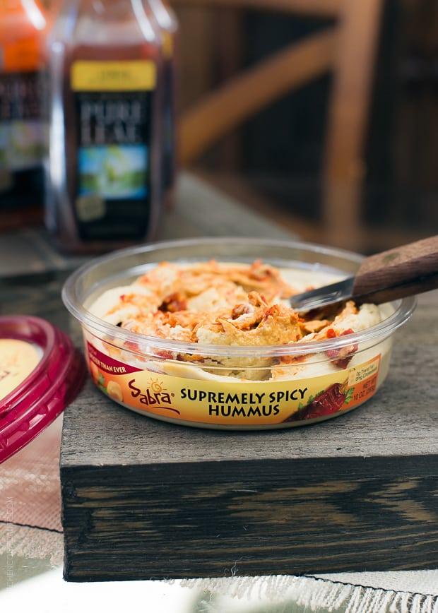 Sabra Supremely Spicy Hummus