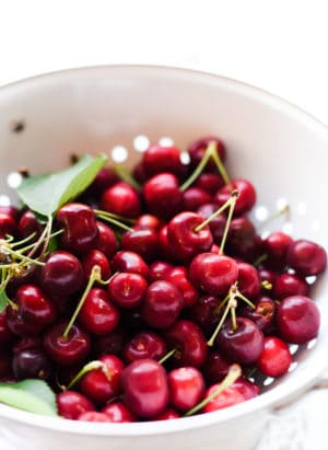 Each week I share Five Little Things I love. The week of May 19 2017, I loved cherries, new kittens and more!