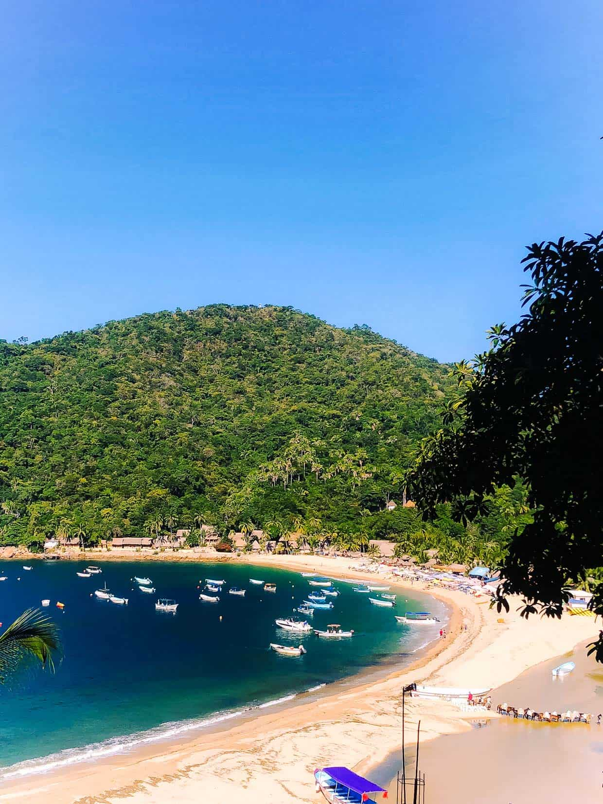 #ad Puerto Vallarta was one of the stops on a 7-day cruise to the Mexican Riviera with Princess Cruises.