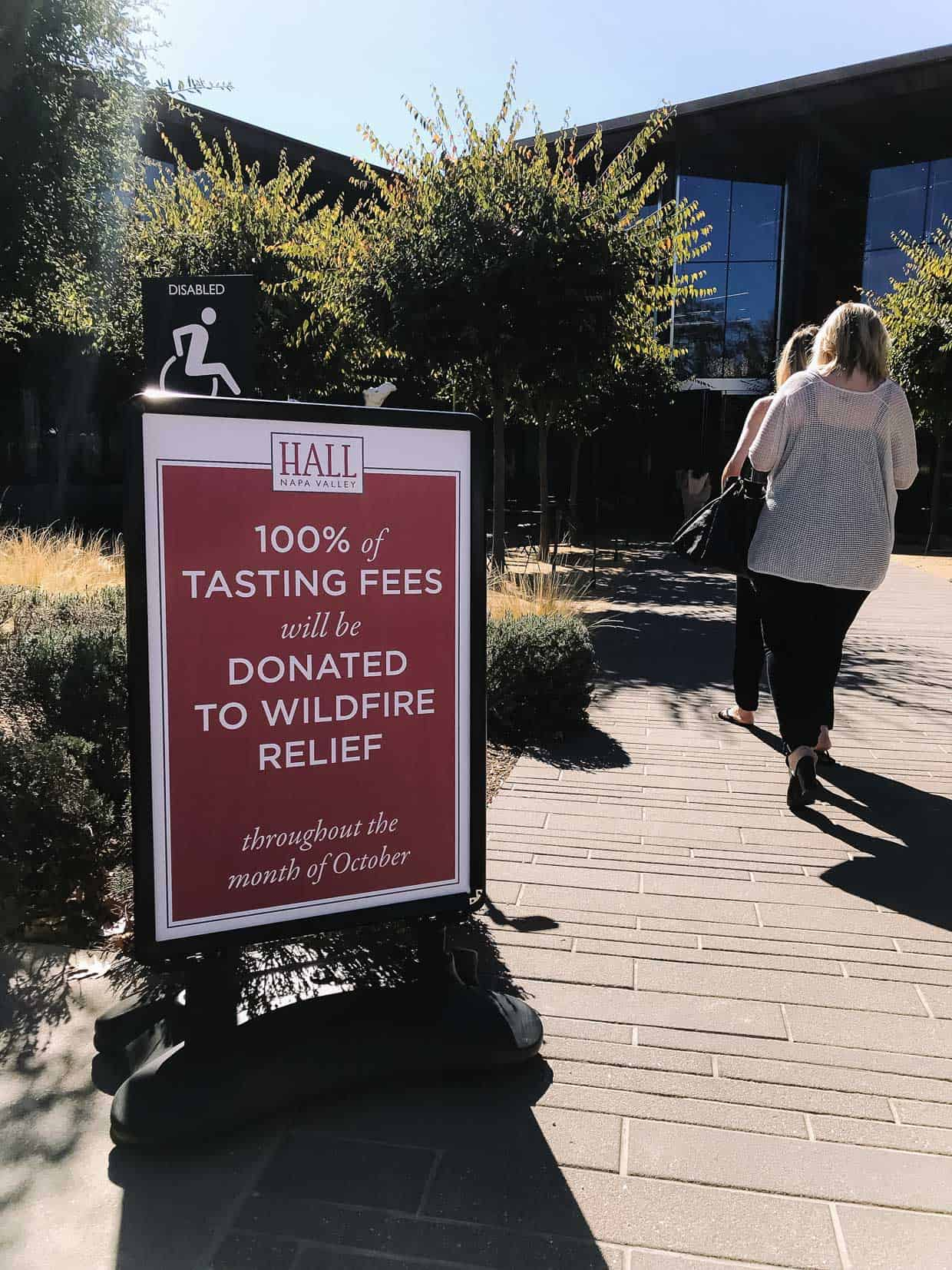 Wine Tasting at Hall Winery with Zephyr. #sponsored by Zephyr Ventilation. #ZephyrDesignTribe #ZephyrDesignerRetreat2017.