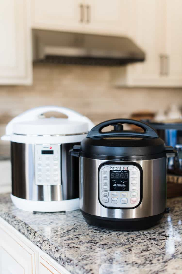 Fagor multi cooker and Instant Pot
