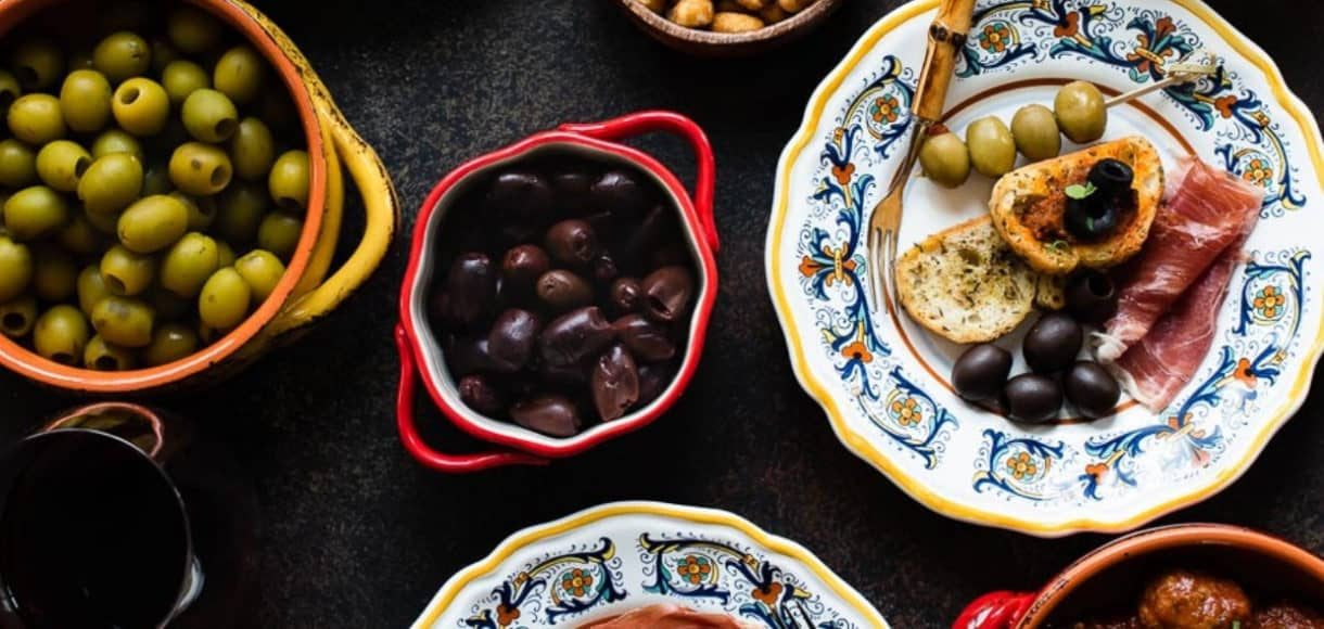 Olives are one of the Five Little Things I loved the week of May 31, 2019.