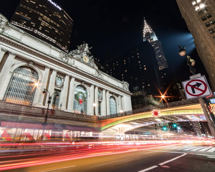 View of Grand Central Station in A Taste of Midtown: New York Travel Guide.
