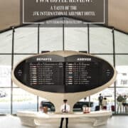 TWA Hotel Terminal Lobby