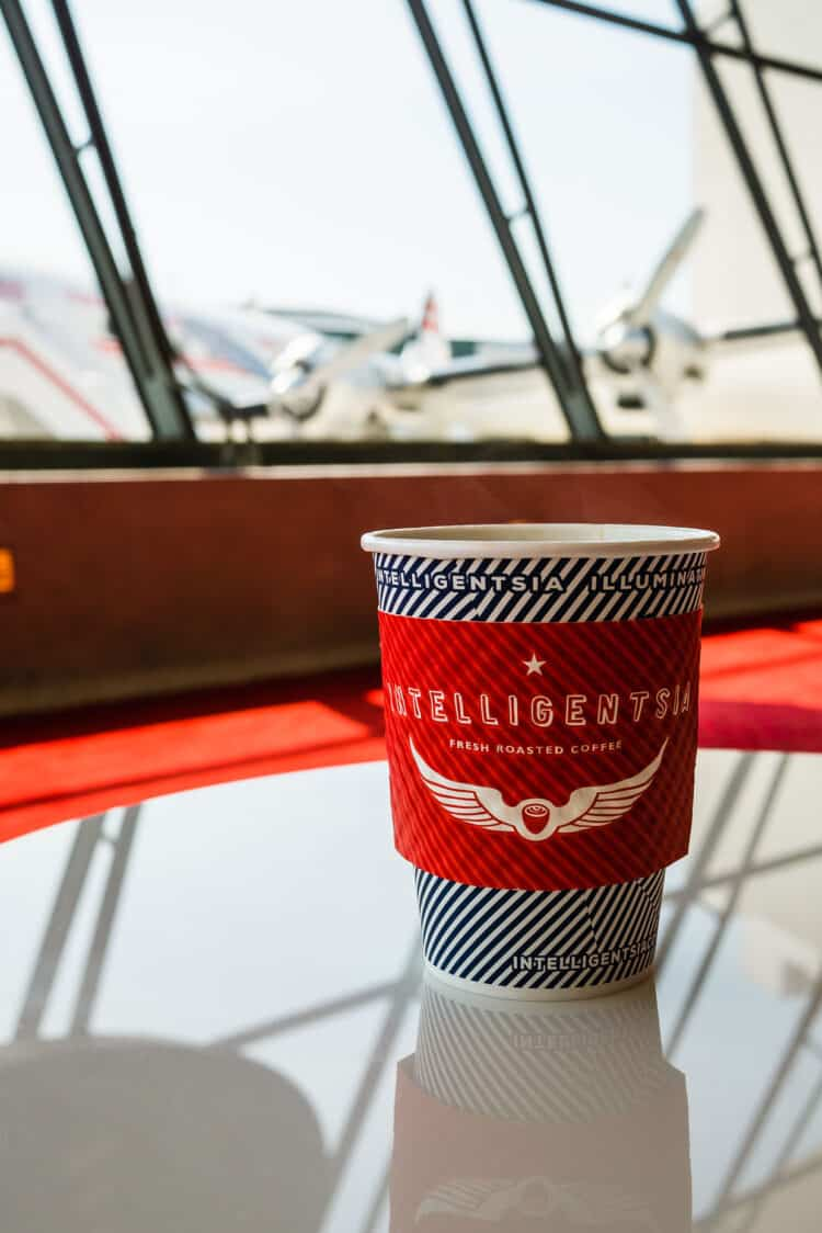 Intelligentsia Coffee at TWA Hotel