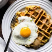 Stuffing Waffles were one of Five Little Things I loved the week of November 29, 2019.