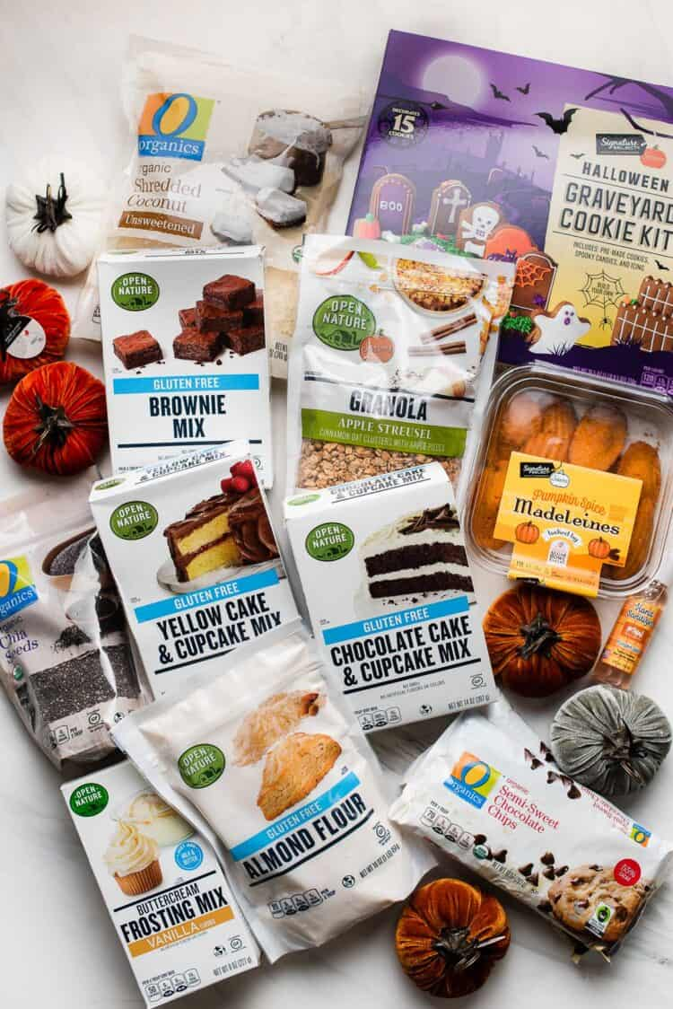 O Organics and Open Nature products for fall from Safeway.