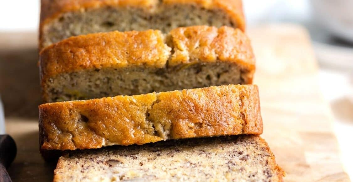 Banana bread is one of the Five Little Things I loved the week of January 23, 2021.