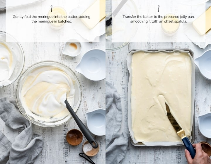 Step by step instructions for how to make Pianono (Filipino Swiss roll).
